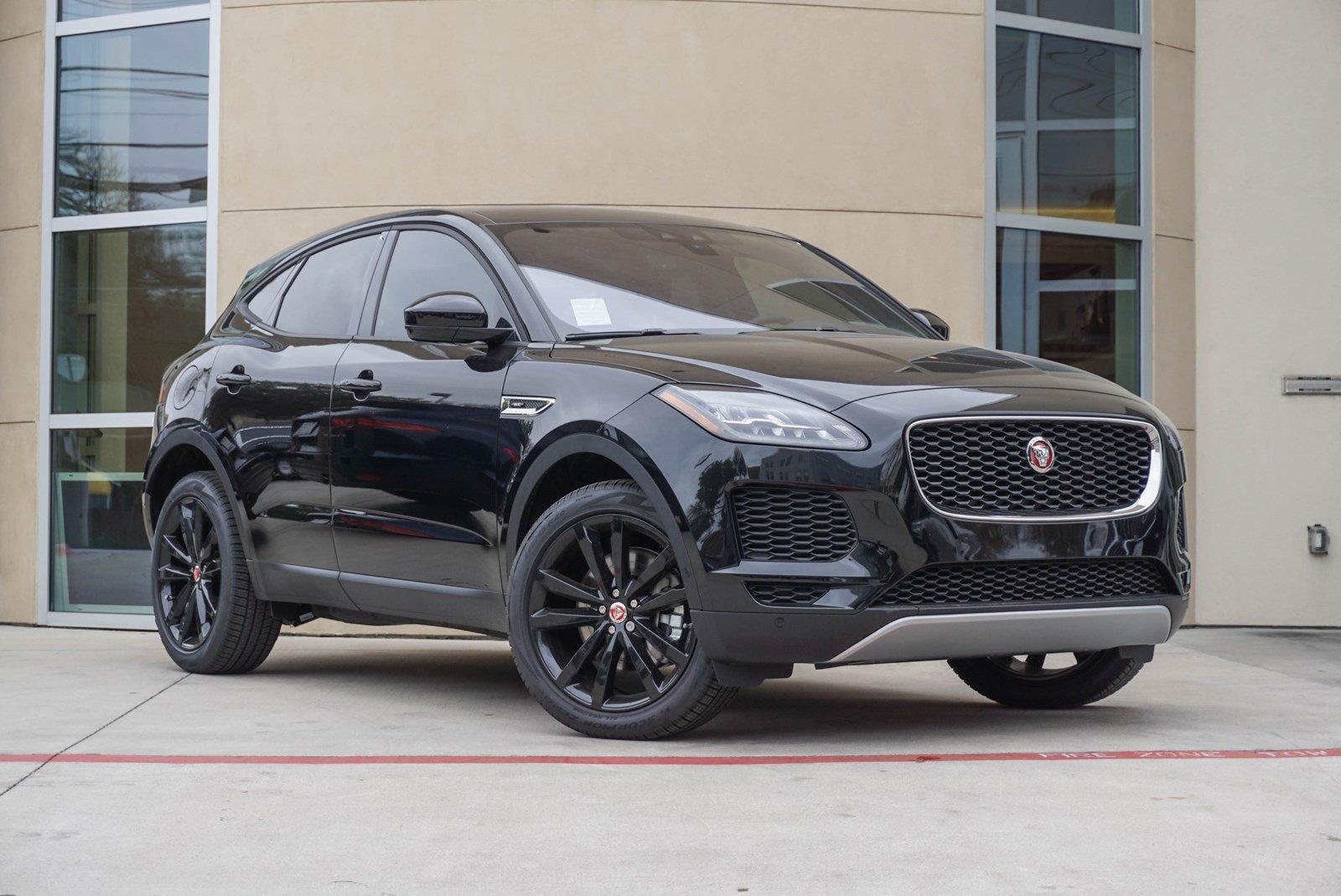 2019 Jaguar E-Pace 10k Miles   Saks Auto Leasing