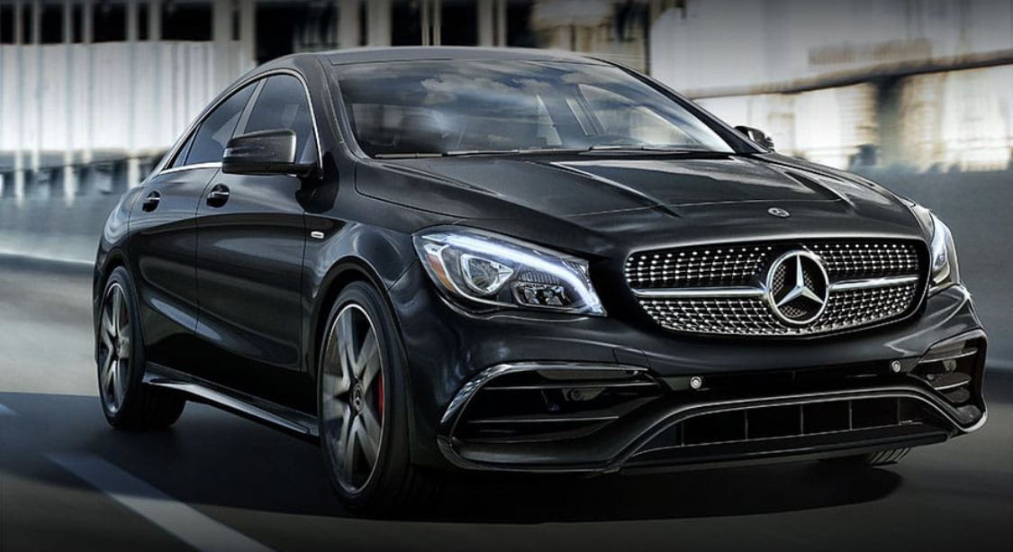 2020 Mercedes Benz Cla Lease