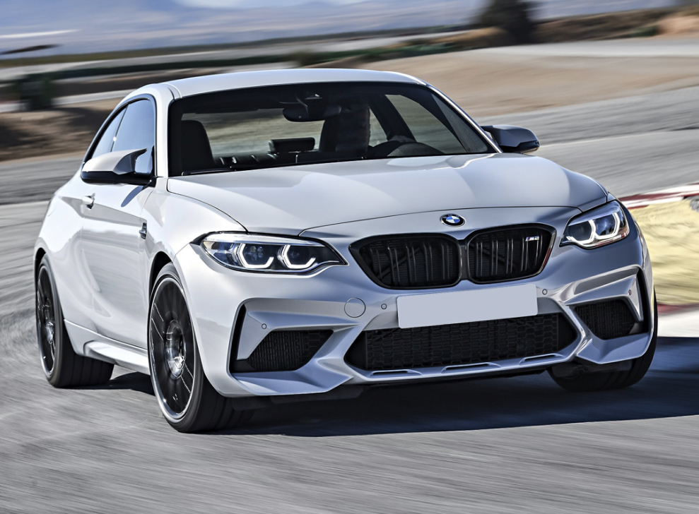 2021 Bmw M2 Competition Coupe Lease Saks Auto Leasing